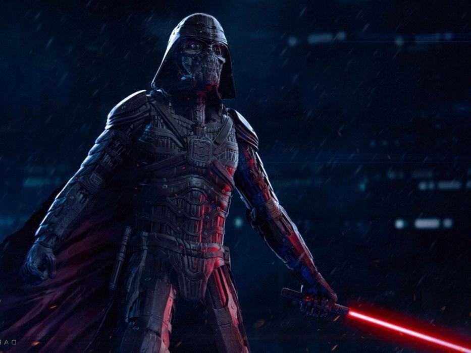 Star Wars Sci Fi Acdtion Fighting Futuristic Series Adventure Disney Warrior Darth Vader Wallpaper 1600x1200 933841 Wallpaperup