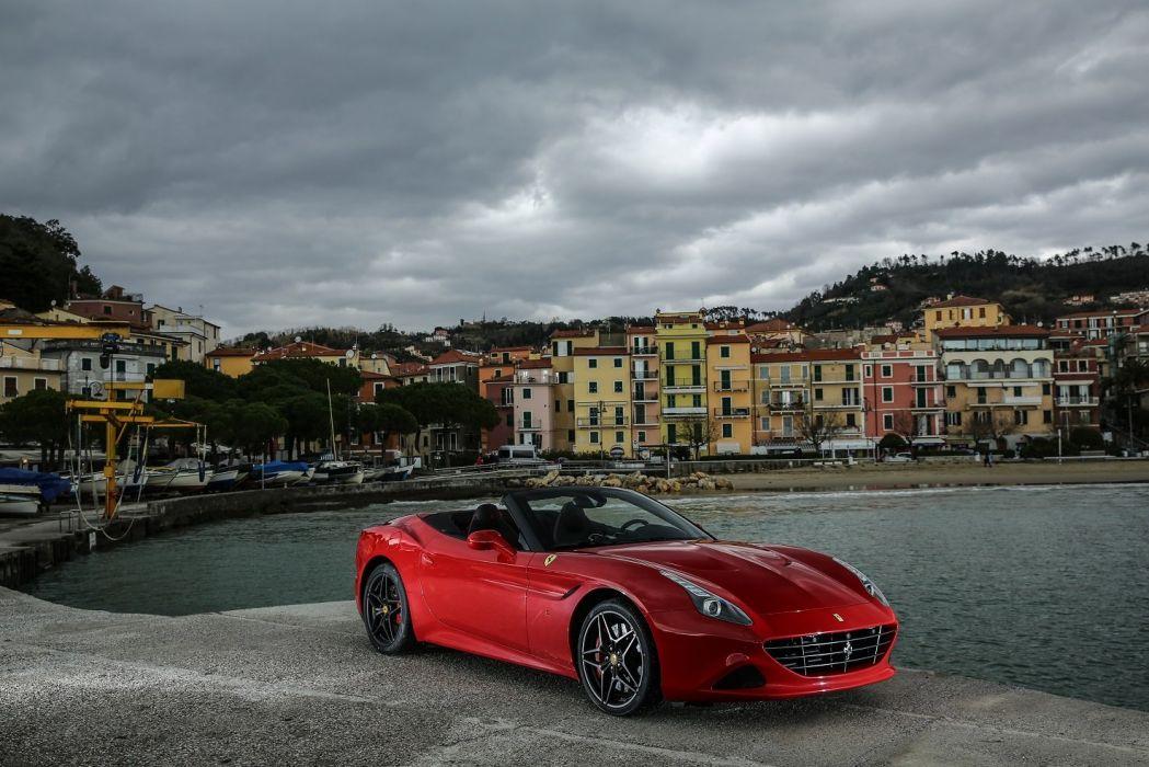 Ferrari California T Handling Speciale cars 2016 wallpaper