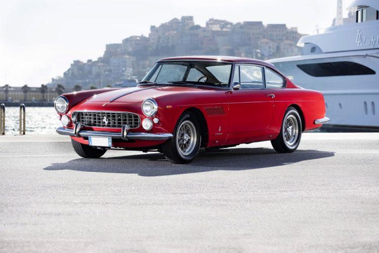 Ferrari 330 America cars classic 1963 wallpaper