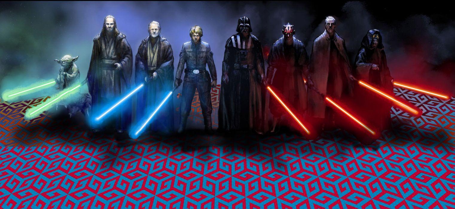 STAR WARS sci-fi action fighting futuristic series adventure disney clone wallpaper