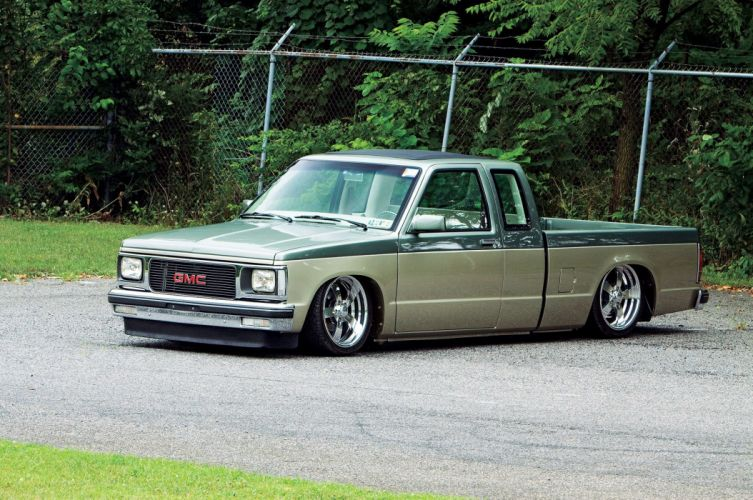 1985 Chevrolet S10 truck cars pickup wallpaper