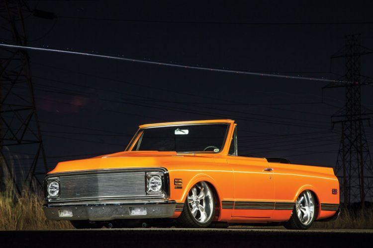 1972 Chevy Blazer cars modified wallpaper