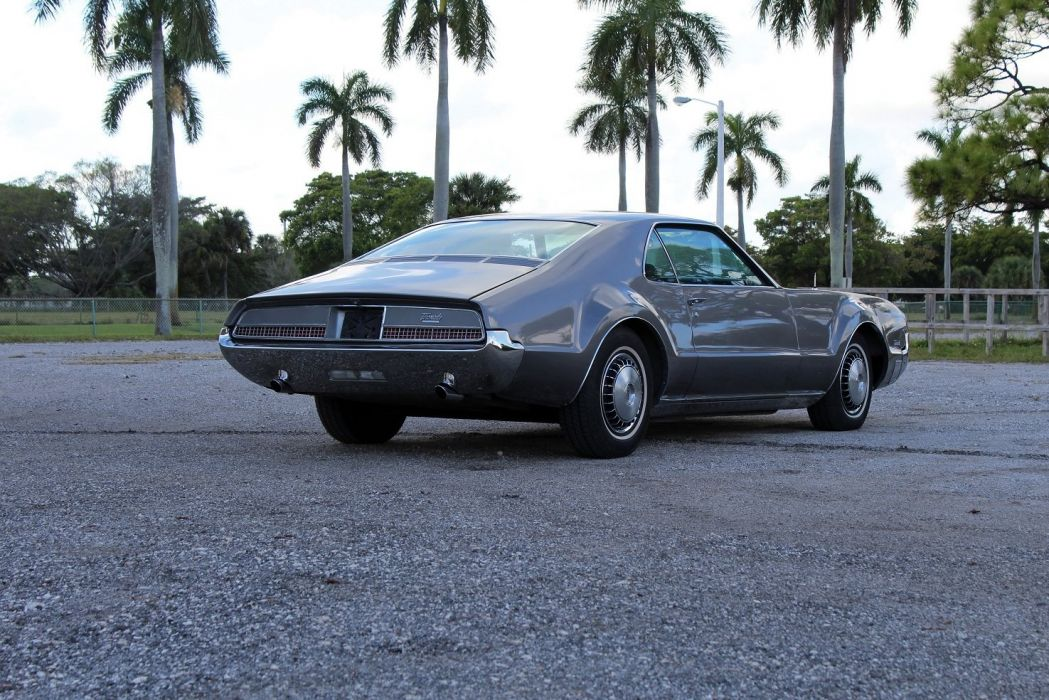 1967 Oldsmobile Toronado Deluxe cars wallpaper