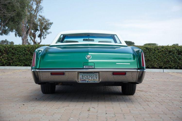 1970 Cadillac Fleetwood Eldorado cars classic wallpaper