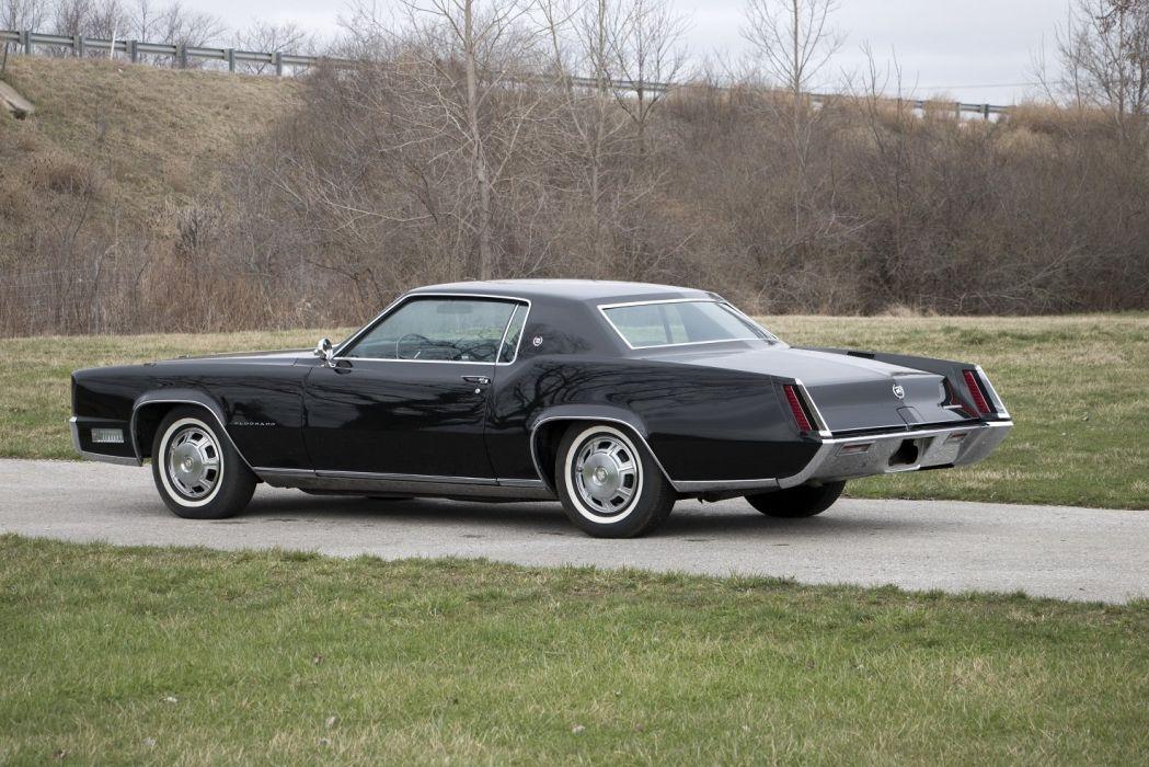 1967 Cadillac Fleetwood Eldorado cars classic wallpaper