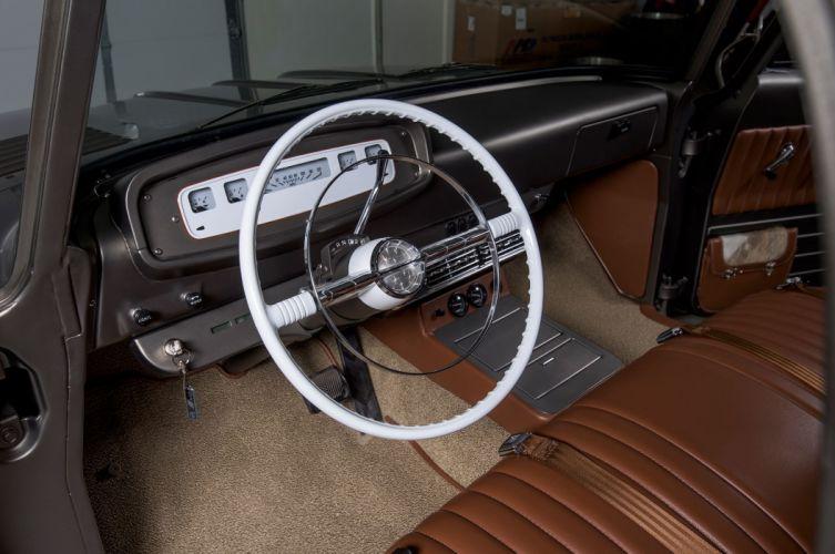 1965 Dodge D-100 Pickup Streetrod Street Rod Hot Low Custom USA -04 wallpaper