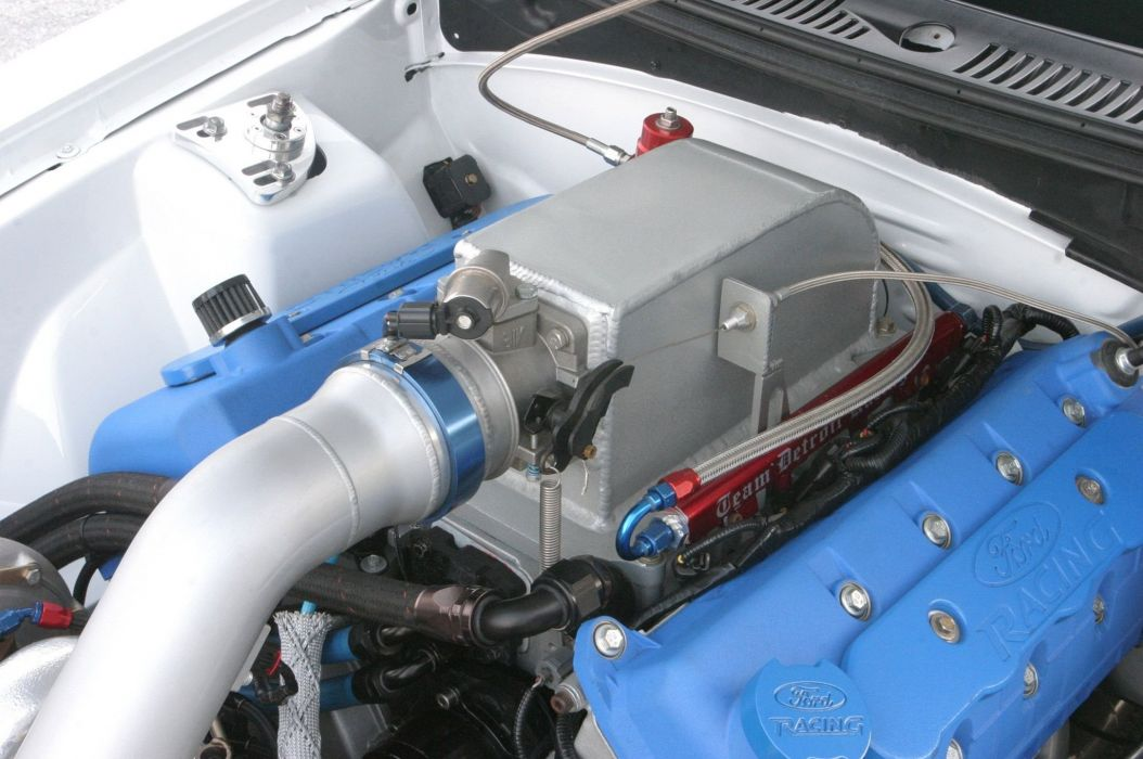 2003 Ford Mustang Cobra GT Pro Touring Super Street Car USA -04 wallpaper