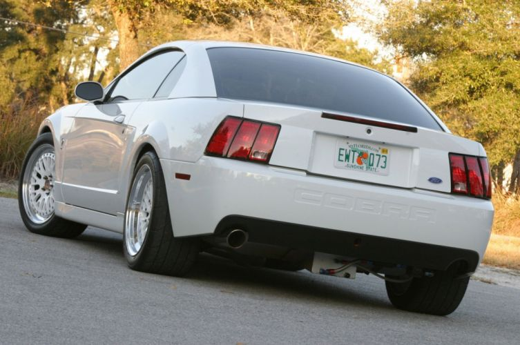 2003 Ford Mustang Cobra GT Pro Touring Super Street Car USA -10 wallpaper