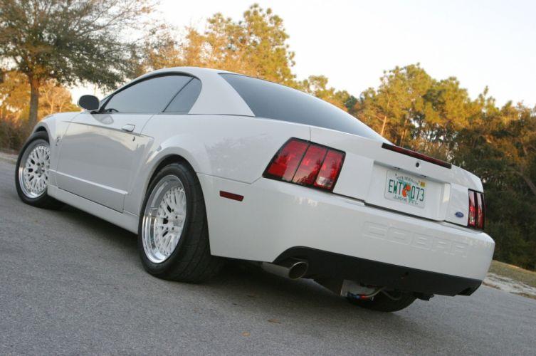 2003 Ford Mustang Cobra GT Pro Touring Super Street Car USA -13 wallpaper