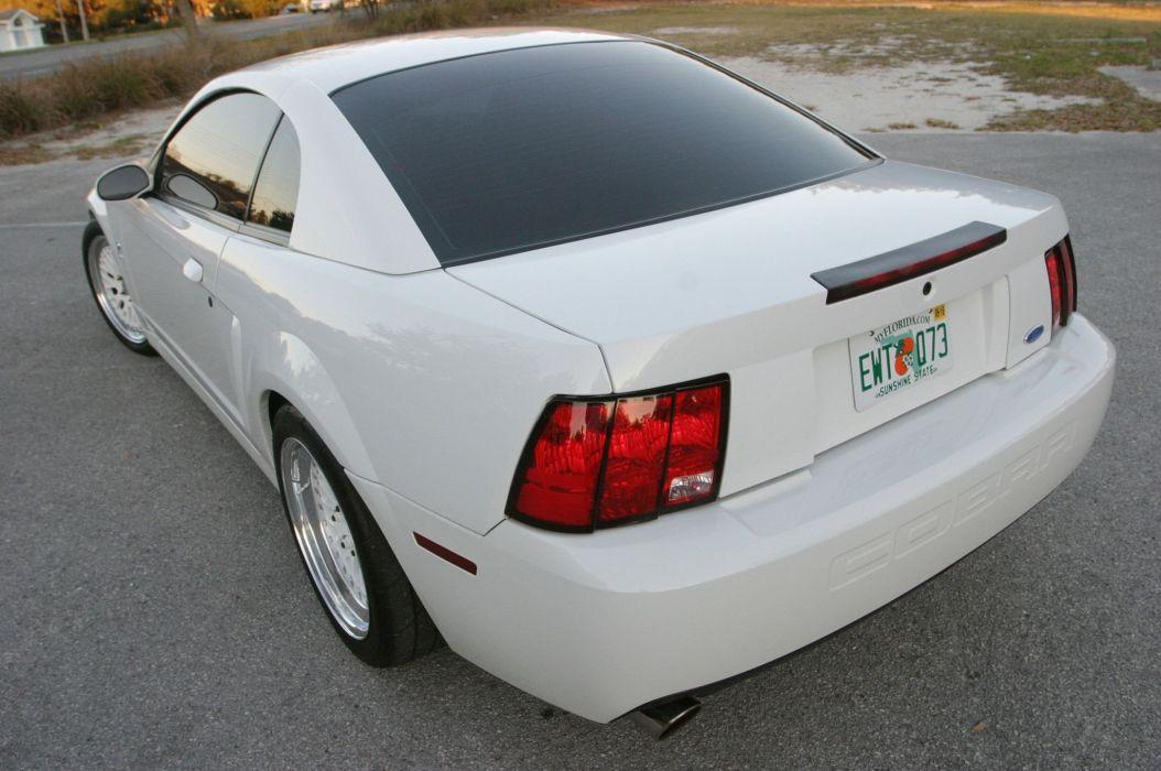 2003 Ford Mustang Cobra GT Pro Touring Super Street Car USA -12 wallpaper
