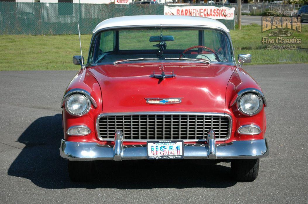 1955 Chevrolet Nomad BelAir Hotrod Streetrod Hot Rod Street USA 1500x1000-04 wallpaper