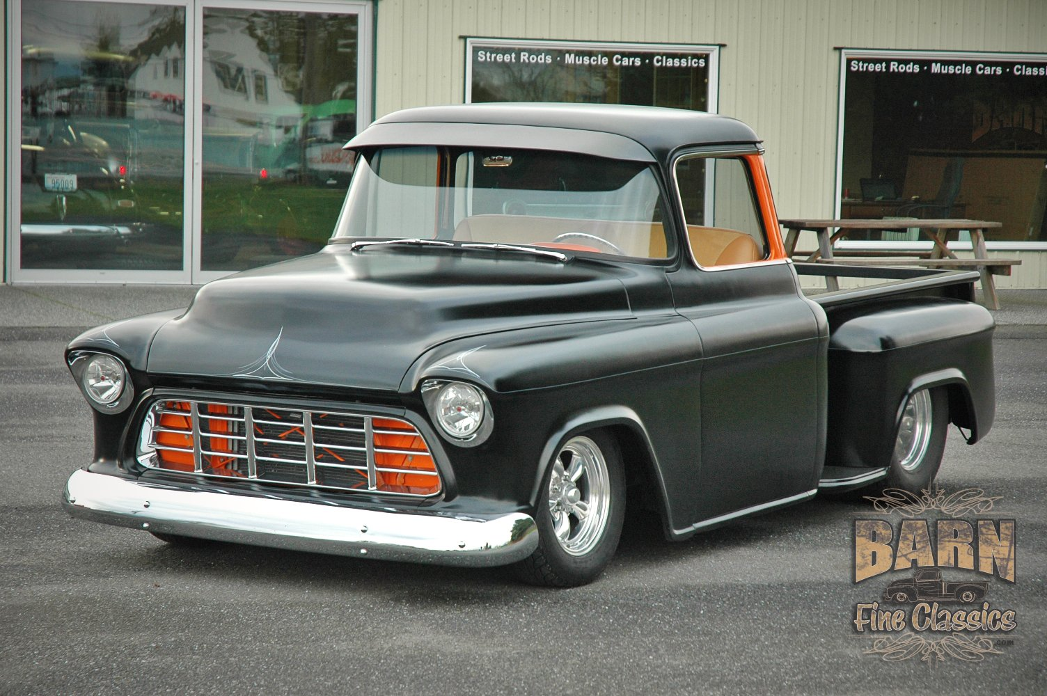 Pro Street Wiring Harness Library 1955 Chevy Chevrolet Pickop Pickup Streetrod Rod Black Usa 1500x1000 03 Wallpaper 1504x1000