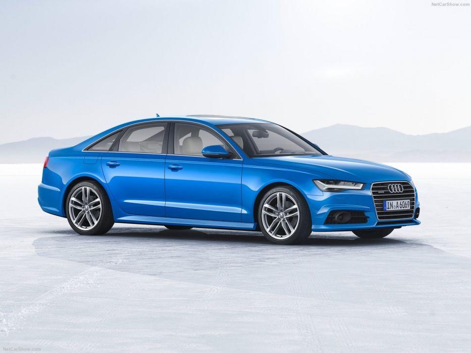 Audi A6 cars 2016 sedan wallpaper