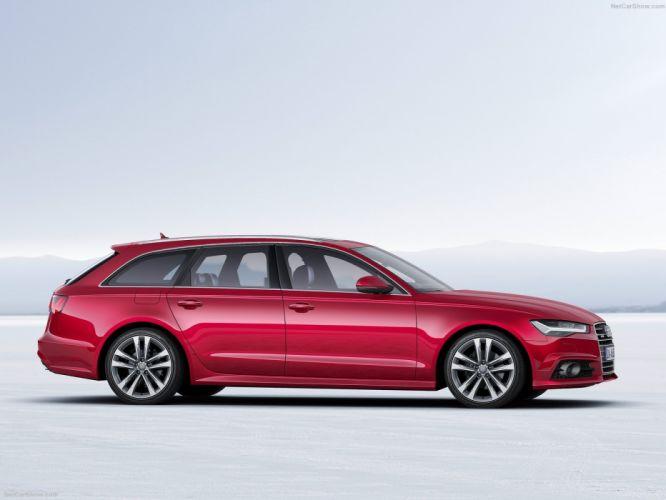 Audi A6 wagon cars 2016 wallpaper