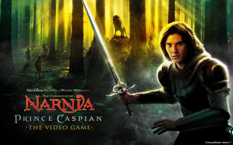 NARNIA adventure fantasy series book disney chronicles poster wallpaper