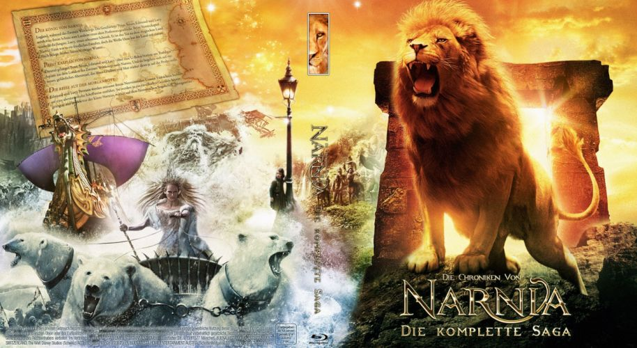 NARNIA adventure fantasy series disney chronicles book poster wallpaper