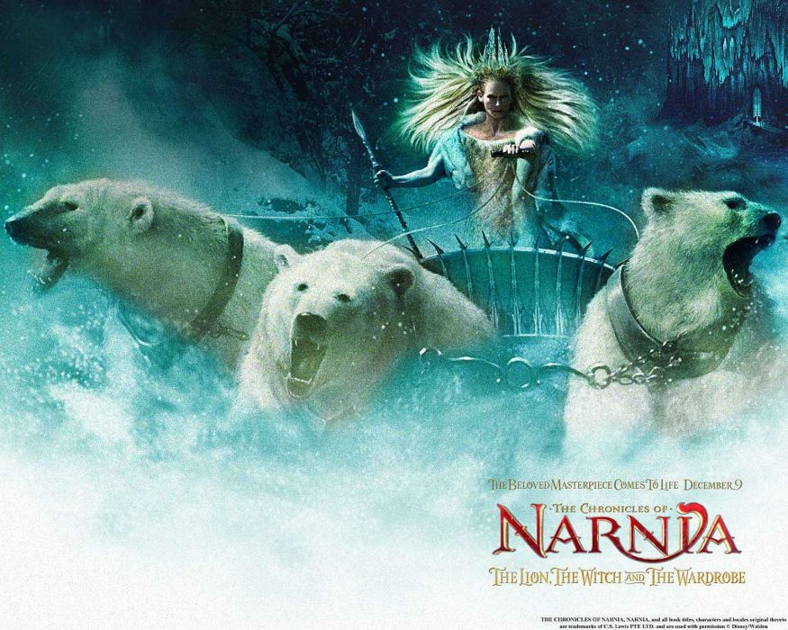 NARNIA adventure fantasy series disney chronicles book poster wallpaper