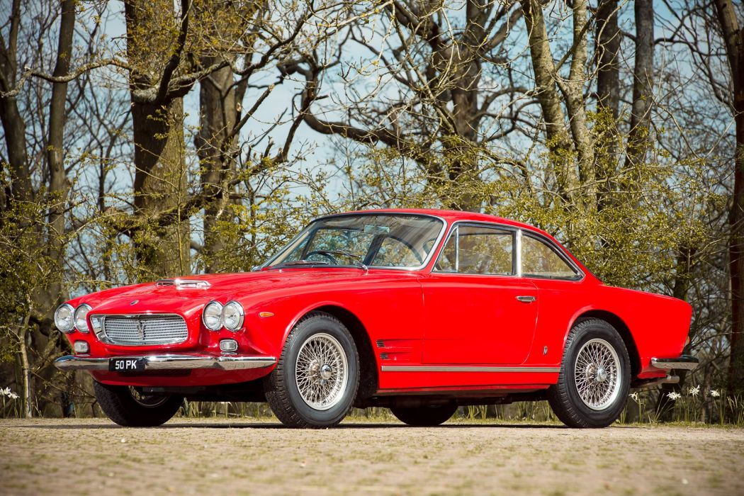 Maserati 3500 GTi Sebring UK-spec (AM101) cars classic 1962 wallpaper