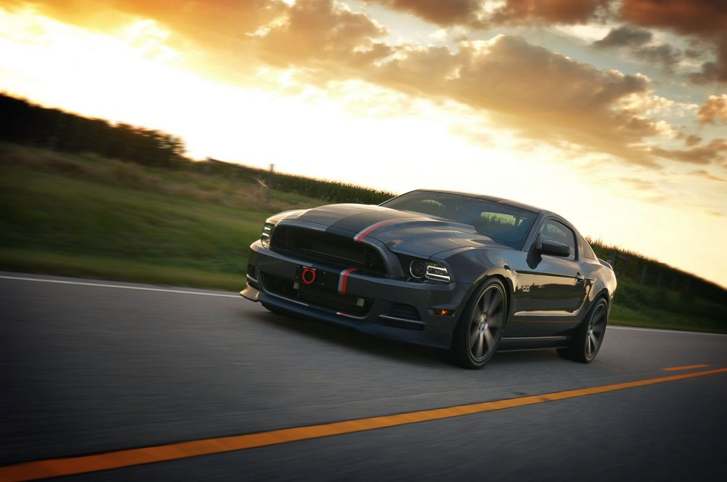 2014 Ford Mustang 5 0 Pro Touring Super Car USA -02 wallpaper
