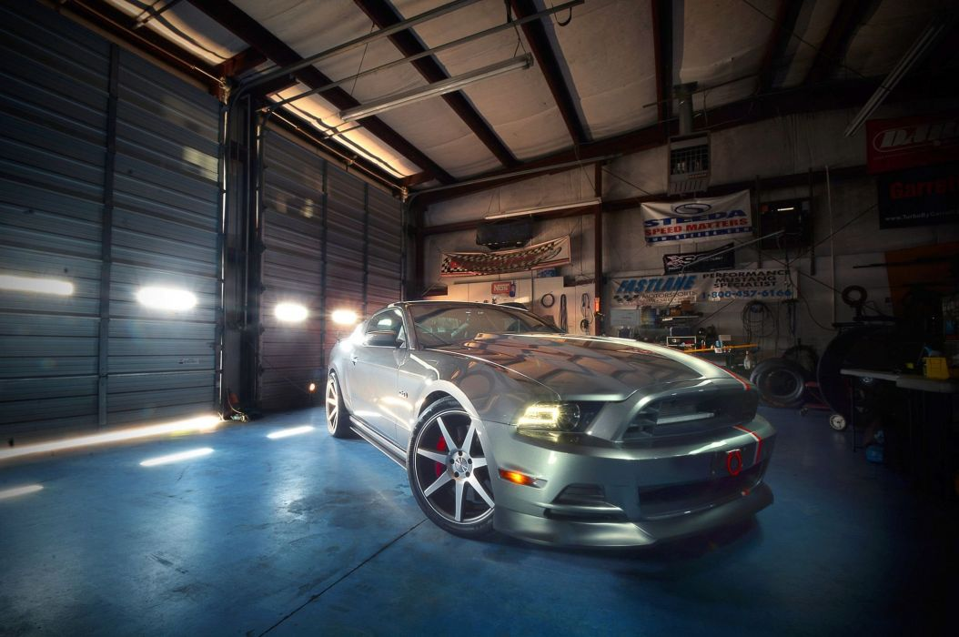 2014 Ford Mustang 5 0 Pro Touring Super Car USA -01 wallpaper