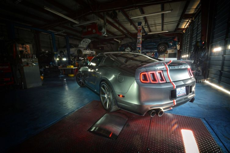 2014 Ford Mustang 5 0 Pro Touring Super Car USA -10 wallpaper