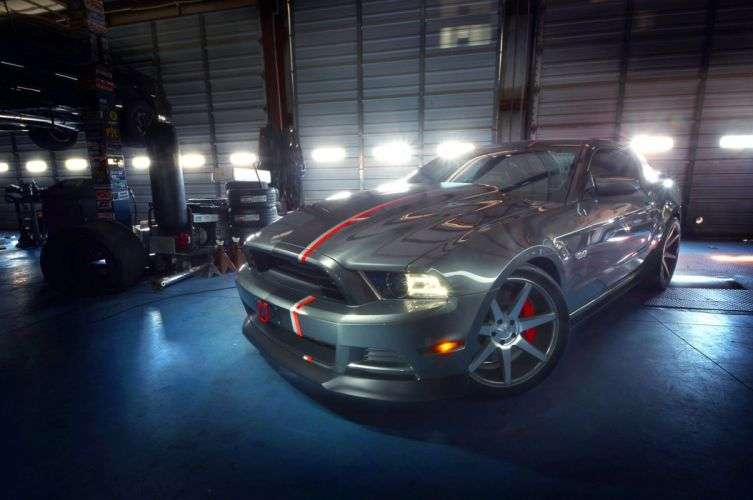 2014 Ford Mustang 5 0 Pro Touring Super Car USA -03 wallpaper