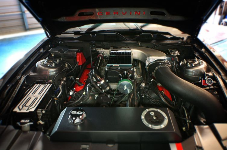 2014 Ford Mustang 5 0 Pro Touring Super Car USA -05 wallpaper