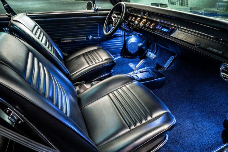 1967 Chevrolet Chevy Chevelle Pro Touring Super Car USA -12 wallpaper