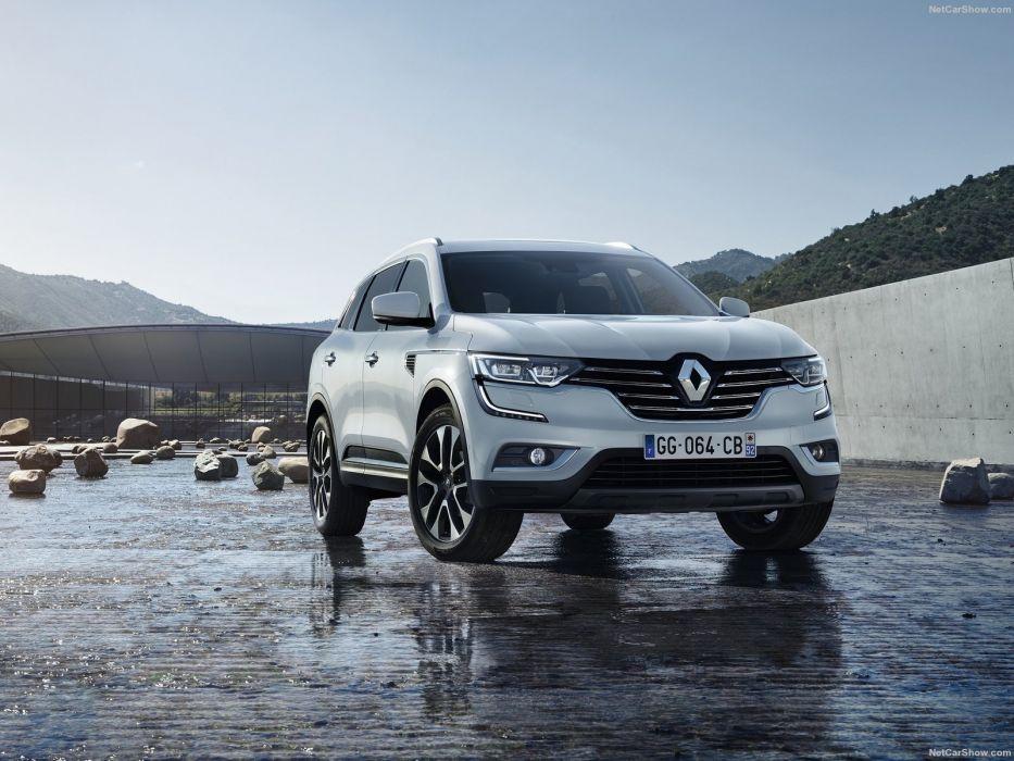 2016 Renault Koleos suv cars wallpaper