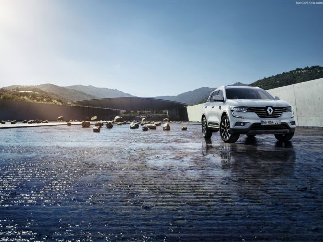 2016 Renault Koleos suv cars wallpaper