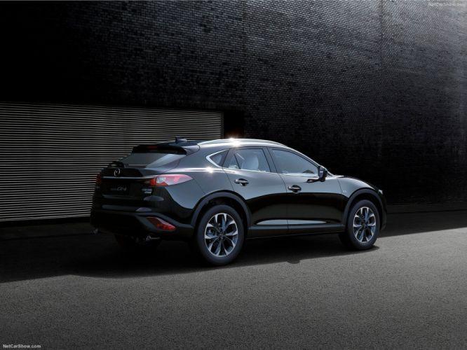 2016 Mazda CX-4 suv cars wallpaper