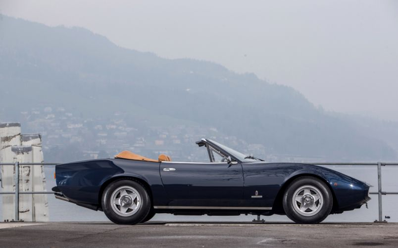 Ferrari 365 GTC-4 Spyder cars 1971 wallpaper