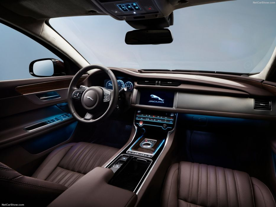 Jaguar XFL cars sedan 2016 wallpaper