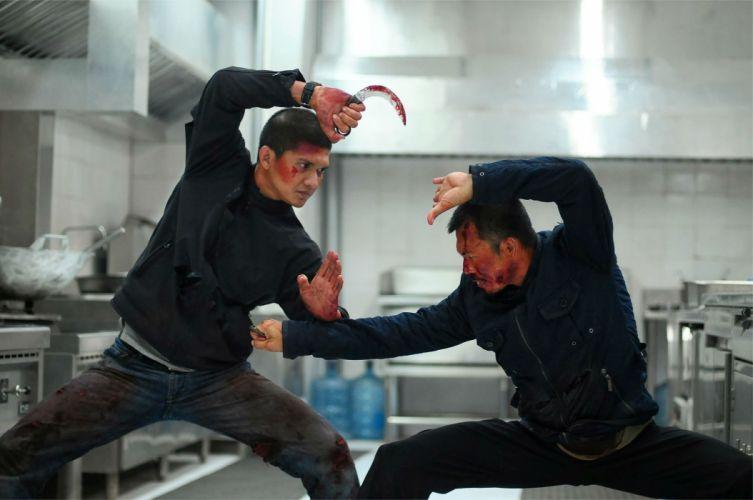 THE-RAID asian martial action raid crime thrillerr wallpaper