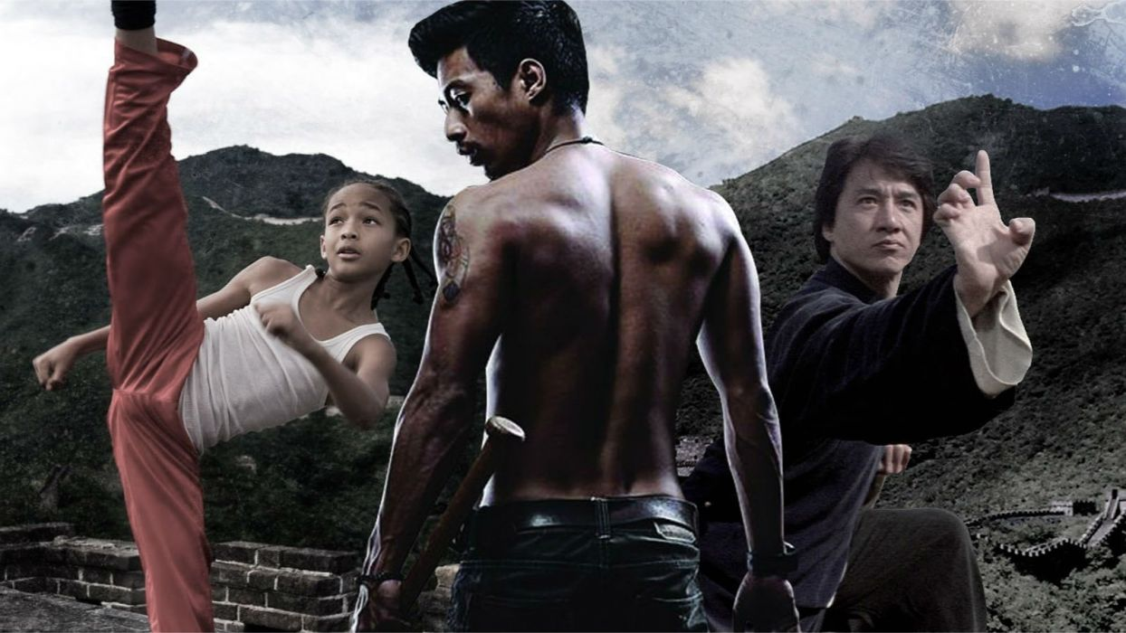 THE-RAID asian martial action raid crime thriller wallpaper