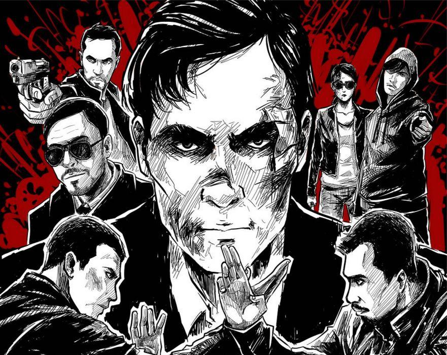 THE-RAID asian martial action raid crime thriller wallpaper