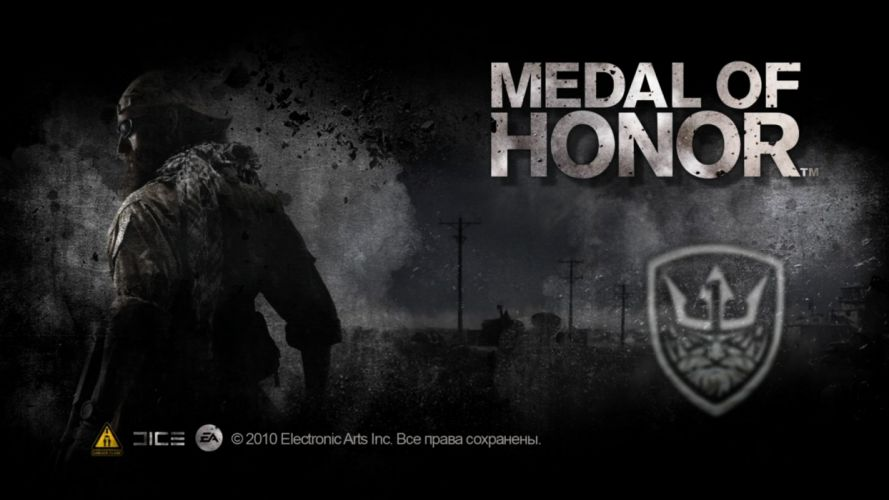 MEDAL OF HONOR shooter war warrior military action fighting soldier warfighter poster wallpaper