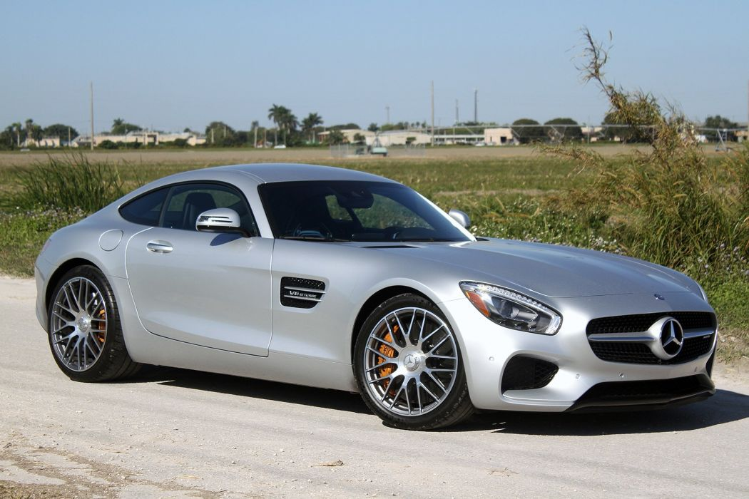 2016 Mercedes AMG GTS cars coupe wallpaper