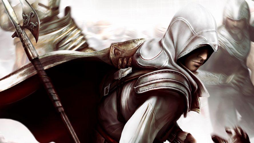 assassins creed arm cloak hood guard desmond miles wallpaper