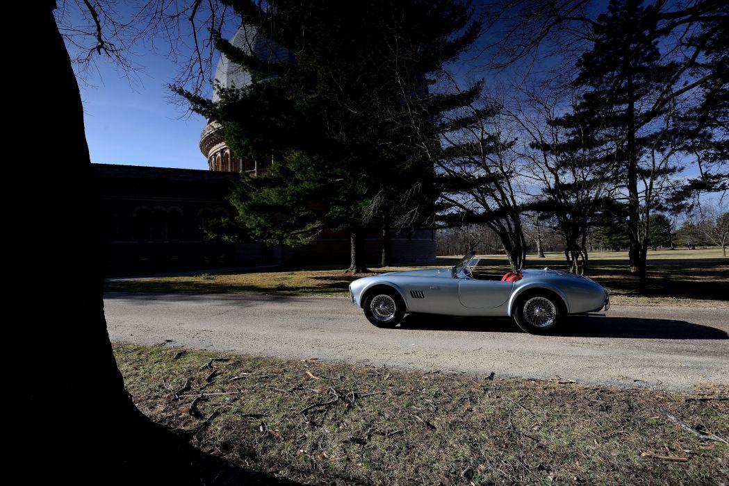 1964 Shelby Cobra 289 cars classic wallpaper