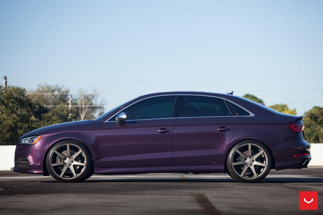 Audi S3 cars vossen wheels wallpaper