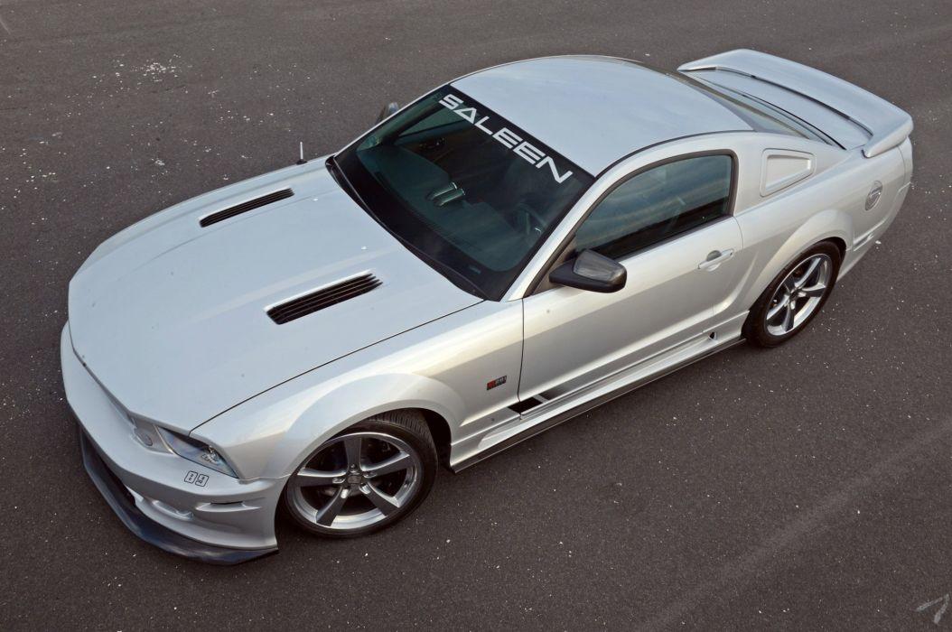 2006 Ford Mustang GT Saleen Pro Touring Super Street Car USA -03 wallpaper