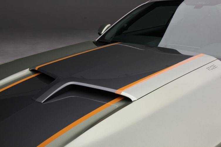2015 Ford Mustang S550 Convertible Foose Pro Touring Super Street Car USA -06 wallpaper