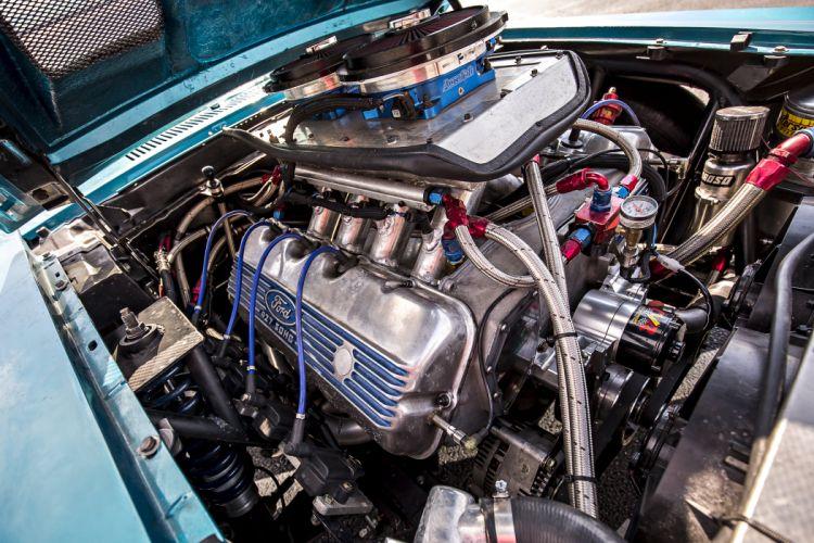 1969 Ford Mustang Shelby GT-500 Drag Race Pro Stock Dragstaer USA -06 wallpaper
