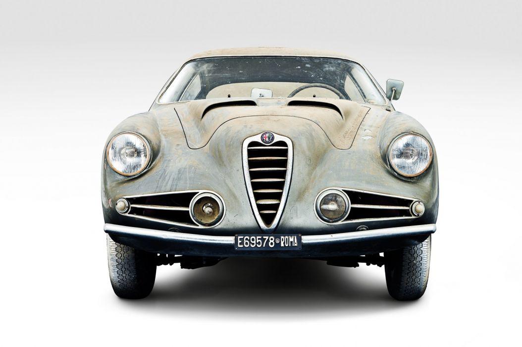 1954 Alfa Romeo 1900 Super Sprint Zagato Sport Italy -01 wallpaper