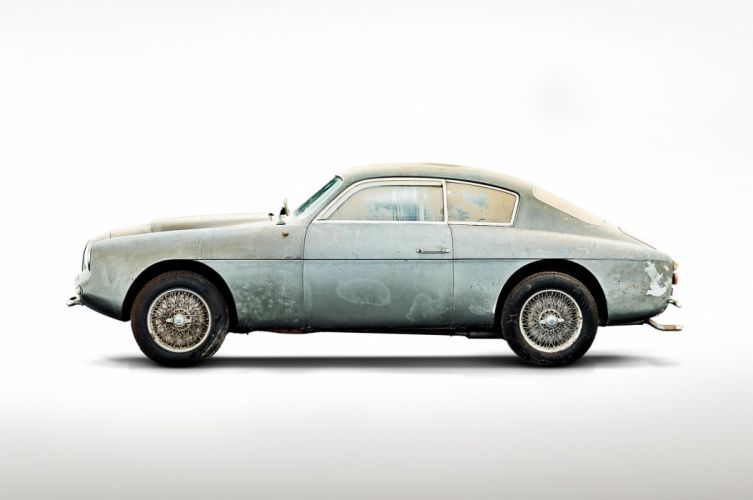 1954 Alfa Romeo 1900 Super Sprint Zagato Sport Italy -06 wallpaper