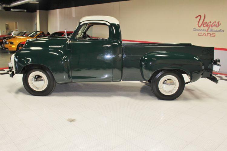 1955 Studebaker Pickup Classic Old Vintage Retro Original USA -09 wallpaper