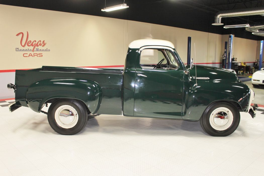 1955 Studebaker Pickup Classic Old Vintage Retro Original USA -10 wallpaper