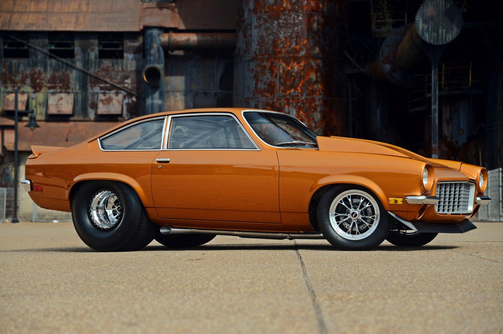 1971 Chevrolet Vega Fusion Bomb Pro Street Drag Race USA -01 ...