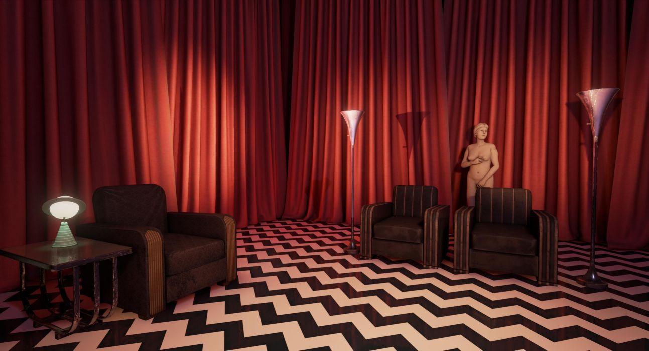 Twin Peaks Crime Drama Series Mystery Fbi 1peaks Horror